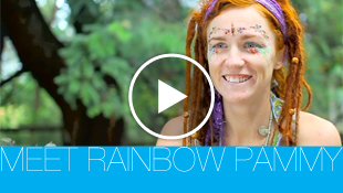 Link to a Video Interview with Rainbow Pammy